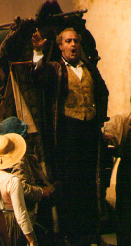 As Dulcamara at the Vienna State Opera.