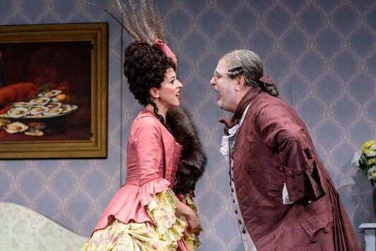 Don Pasquale, Glyndebourne, with Lisette Oropesa